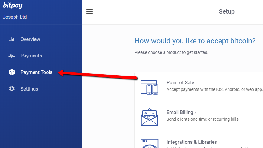 Payment Tools